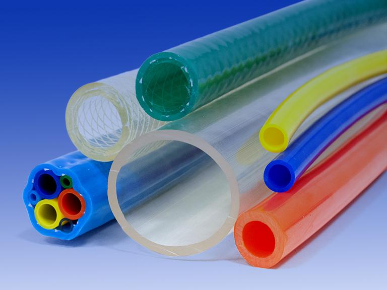 полиуретановые трубки и шланги